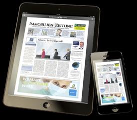 iPad-App der IZ