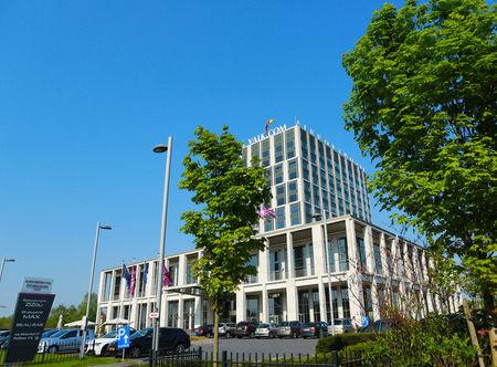 Bild: Van der Valk Airporthotel Düsseldorf