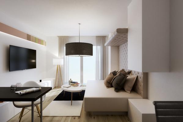 Mikroapartments Im Segment Der Serviced Apartments