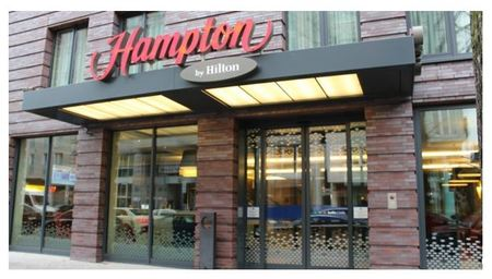 Bild: Hotel Hampton by Hilton Berlin City West