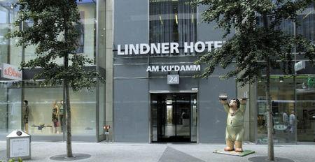 Bild: Lindner Hotel am Ku'Damm