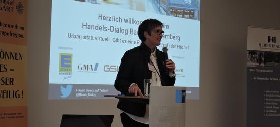 Impressionen vom Handels-Dialog Baden-Württemberg 2016
