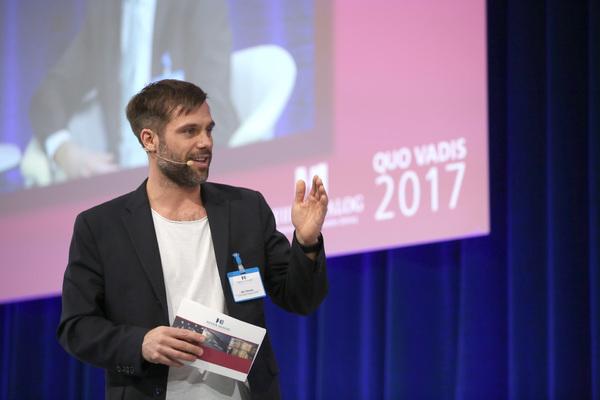 Bild: Heuer Dialog/QUO VADIS 2017, Urheber: Alexander Sell Fotografie