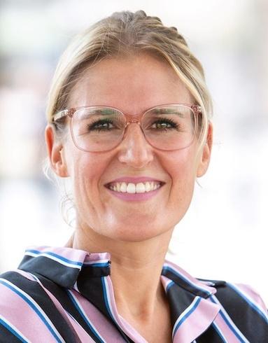 Nadine Gelke.