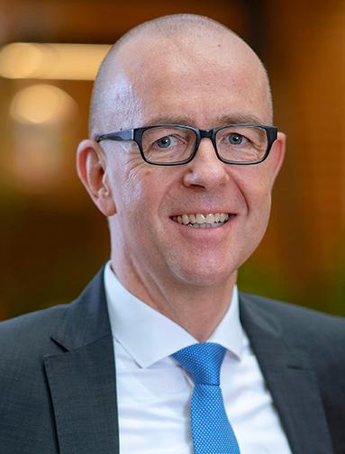 Peter Müller geht bei der Bayerischen Hausbau einen Schritt zurück – der Gesundheit zuliebe.
