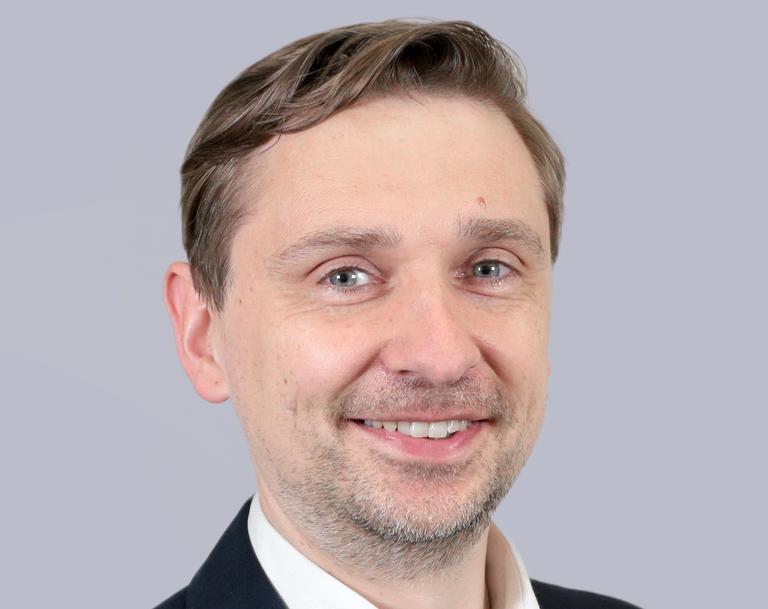 Prof. Dr. Daniel Kaltofen.