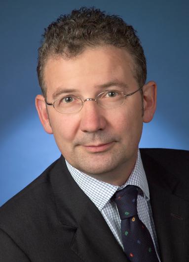 Prof. Matthias Thomas.