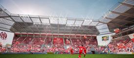 Bild: hbm Stadien und Sportstättenbau