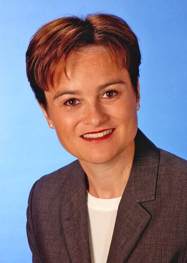 Susanne Klaußner, Vorsitzende der Geschäftsführung, GRR REM.
