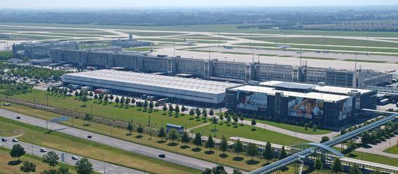 Bild: Flughafen München