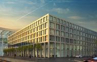 Bürohaus am neuen Hauptstadtflughafen verkauft, wenn ...
