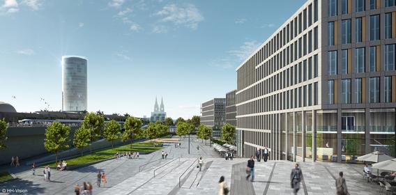 Bild: MesseCity Köln/HH-Vision