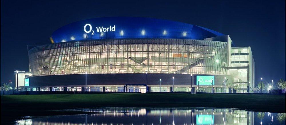Bild: O2 World