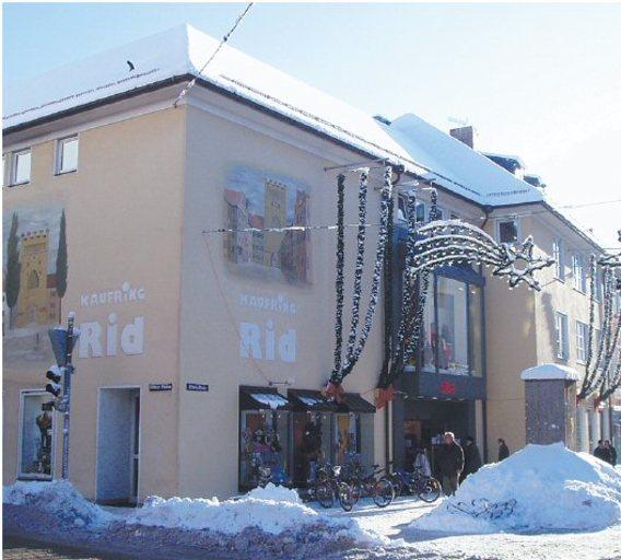 Bild: Kaufhaus Rid