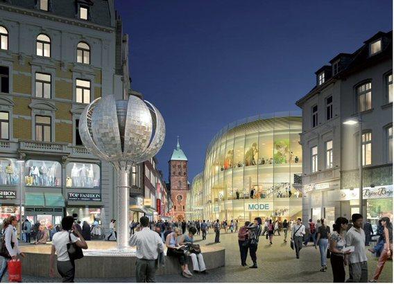 Bild: Kaiserplatz-Galerie
