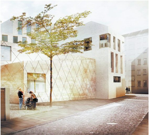 Projekt » Büro und Geschäftshaus Tegernseer Landstraße 64