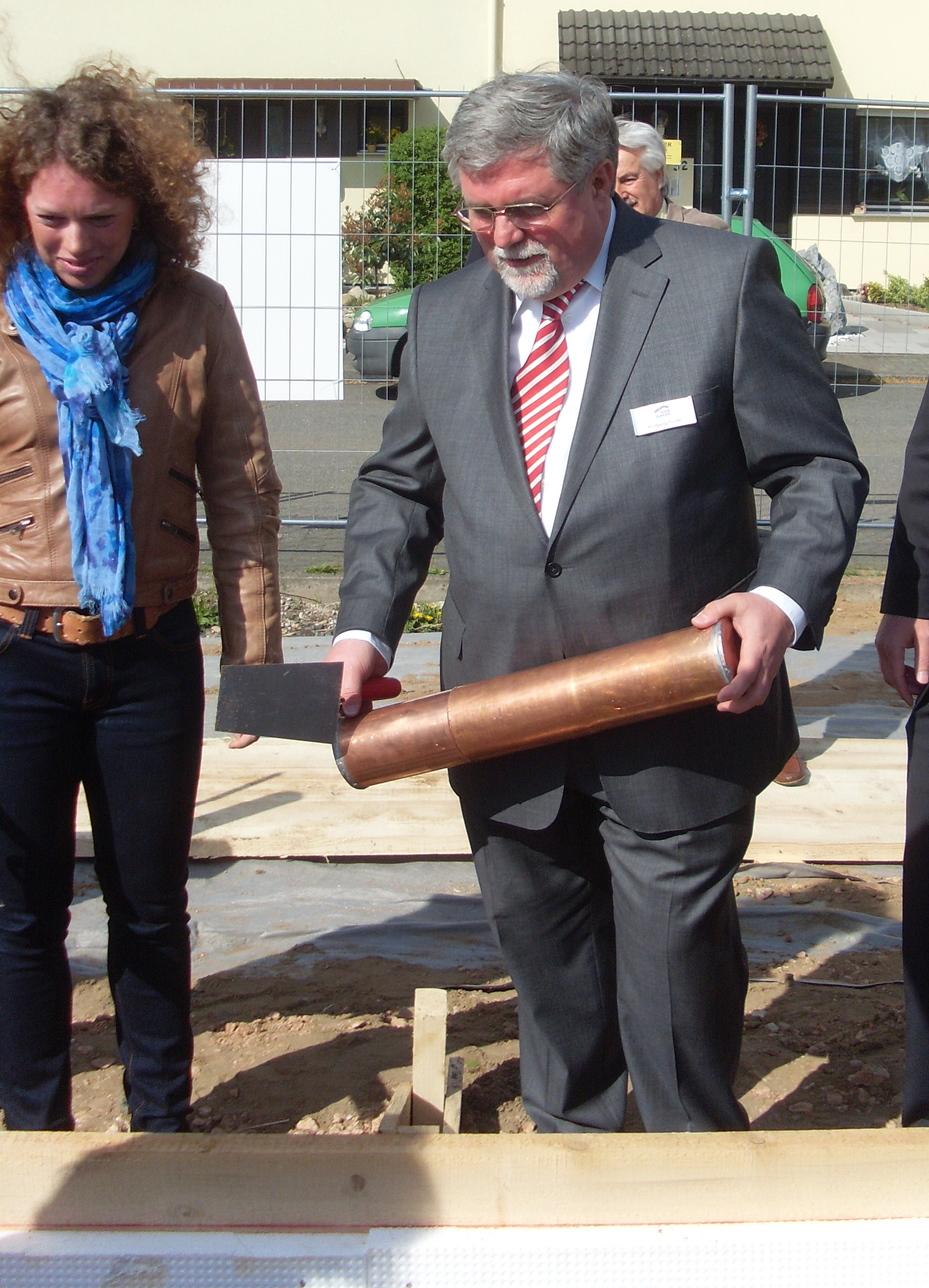 ^ Ikea legt in Wiesbaden Grundstein für erste Boklok-Häuser