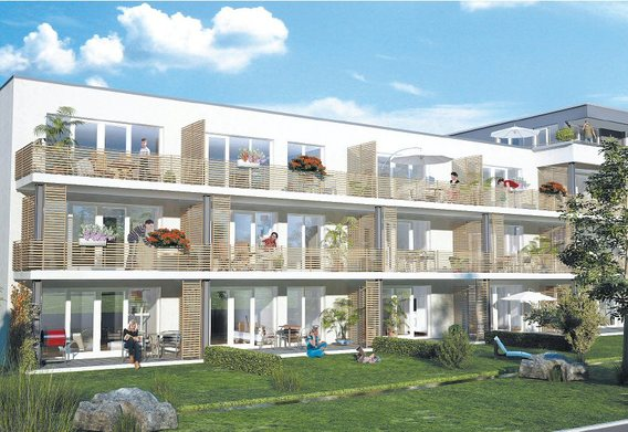 Bild: Appart Metropol Wohnbau