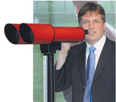 Blick in die Zukunft: Nach nur fünf Jahren quittiert Klaus Vogt als Leiter der Wirtschaftsförderung von Stuttgart seinen Job. Bild: dl
