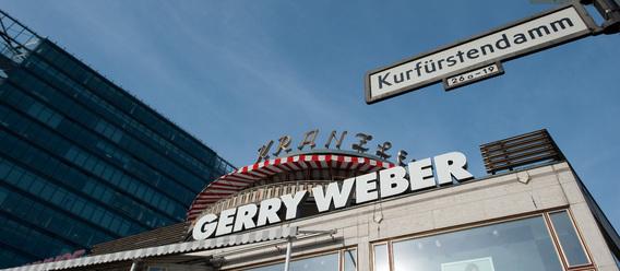 Kaffee gibt's hier nicht mehr: Das legendäre Café Kranzler. Bild: Kudamm 2011/Horovitz