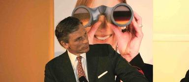 Gerhard Niessleins Zukunft ist zunächst eine vor allem private.