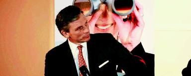 Gerhard Niessleins Zukunft ist zunächst vor allem eine private.