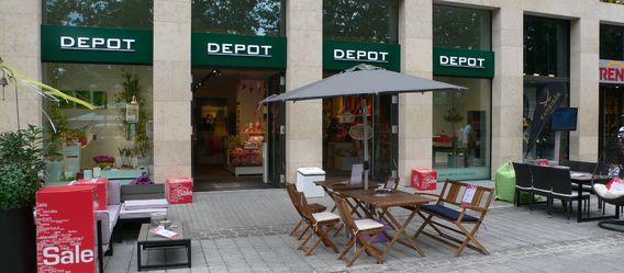 Iz unternehmen gries deco company Depot filialen hamburg