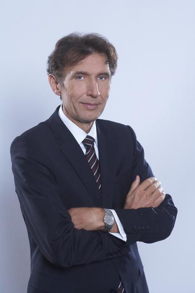 Volker Riebel.