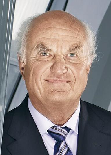 Prof. Dr. Hans Sommer.