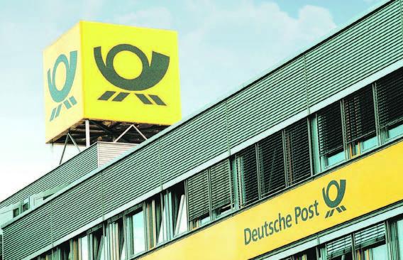 Bild: Deutsche Post