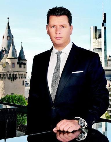 Trägt jetzt den Titel International Director: DTZ-Deutschlandchef Timo Tschammler.