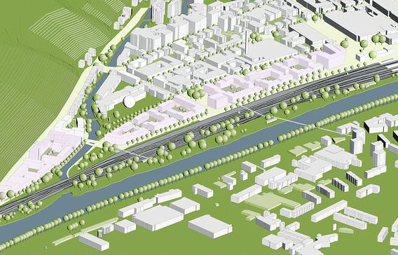 Bild: Stadtplanungs- und Stadtmessungsamt Esslingen