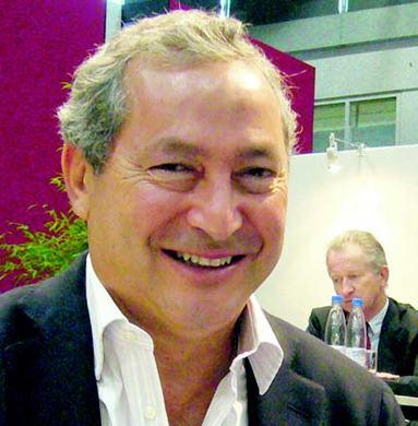 Will unbedingt bald einmal Urlaub auf Sylt machen: Samih Sawiris.