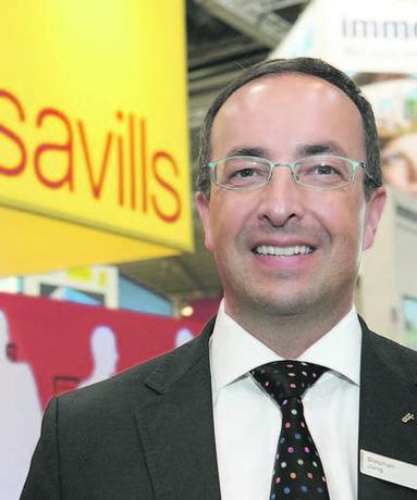 Neu bei Savills: Stephan Jung.