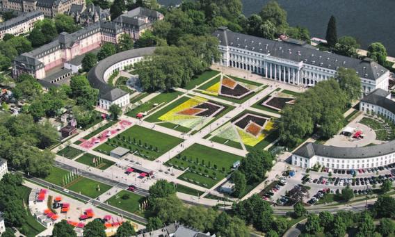 Bild: Bundesgartenschau Koblenz 2011/Polizeipräsidium Koblenz