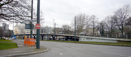 Düsseldorfer Tausendfüßler bleibt stehen – erstmal