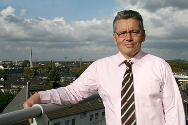 Uwe Suhl, IT-Leiter von Interboden.