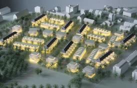 Die ersten fünf Baufelder der Spessartgärten werden in Kürze vergeben. Bild: Bima