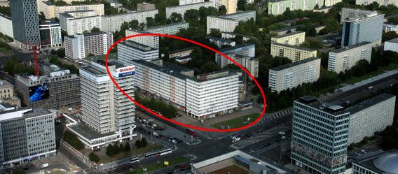 Bild: Liegenschaftsfonds Berlin
