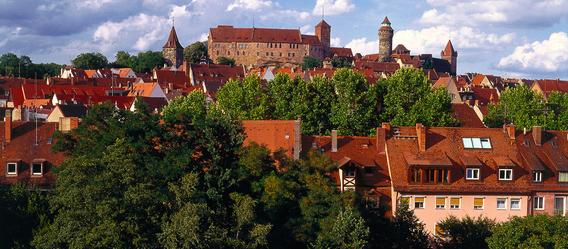 Bild: Tourismuszentrale Nürnberg