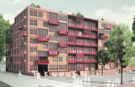 Lokdepot Berlin iz projekte wohnbauprojekt am lokdepot berlin