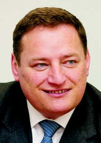 John Forrester BILD: DTZ