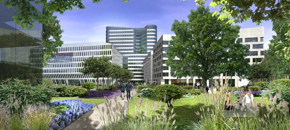 Bild: Grundstücksgesellschaft Gateway Gardens