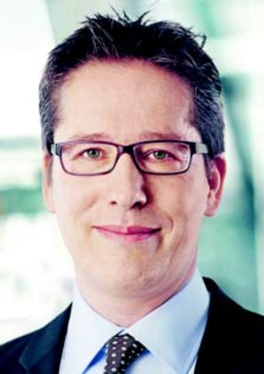 Frank Strauß BILD: DEUTSCHE POSTBANK