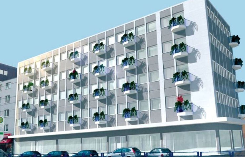 Häuser Bau Bochum bochum bürohaus wird seniorenheim