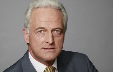 Bundesminister für Verkehr, Bau und Stadtentwicklung Dr. Peter Ramsauer.