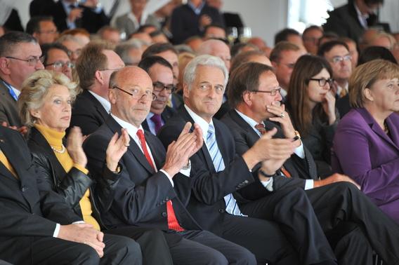 Bild: E. Blatt/Staatskanzlei Hessen