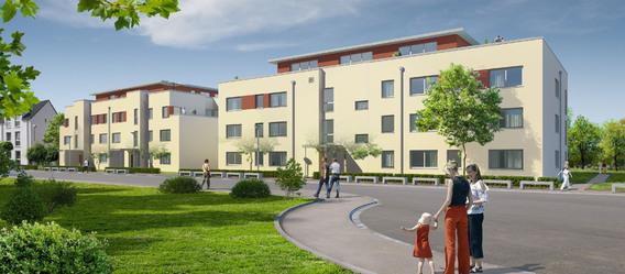 Bild: Wohnbau Derr