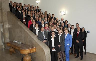 Wahrscheinlich die größte Ansammlung von Personalverantwortlichen der Immobilienbranche fand sich auf dem dritten IZ-Karriereforum zusammen.