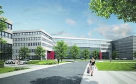 Bild: Business Campus München Garching